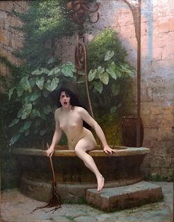 250px-Jean_Léon_Gerome_1896_La_Vérité_sortant_du_puits